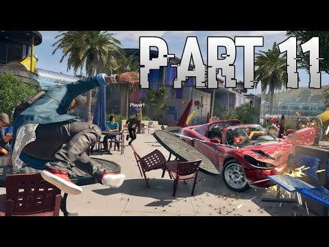 WATCH DOGS 2 Walkthrough Gameplay Part 11 – Nudle