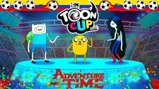 TOON CUP 2019 - ADVENTURE TIME (TOURNAMENT) - CARTOON NETWORK GAMES