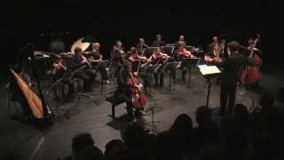 LIGETI - Cello concerto - Alexis Descharmes