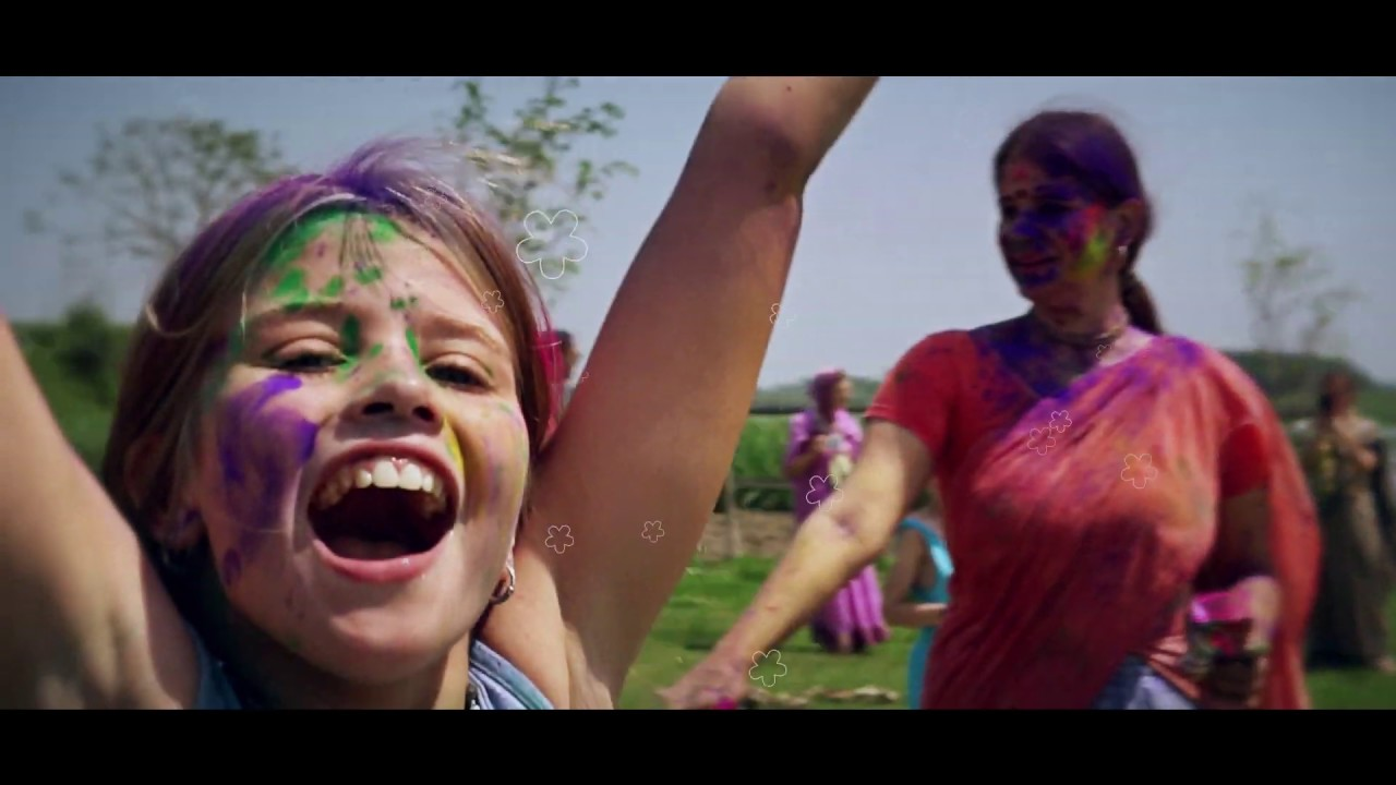 2019 Children Gaura Purnima festival at Rasamrita Kunj