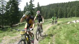 Craft BIKE Transalp powered by Sigma 2014 / Stage 4 Naturns - Sarntal