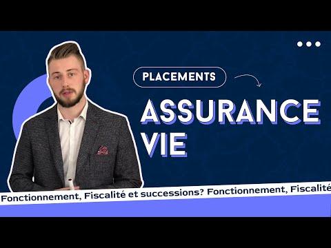 ASSURANCE VIE : FISCALITE ET SUCCESSION - CSC