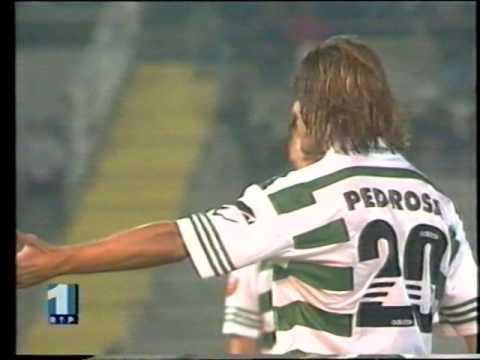 03J :: V. Guimarães - 1 x Sporting - 0 1997/1998