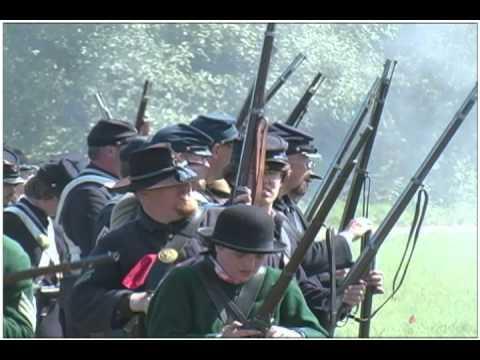 2012 Civil War Reenactment at Hovander Park, Ferndale WA