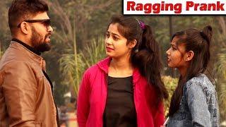 EPIC Ragging Prank on Cute Girls | Pranks in India 2019 | Unglibaaz