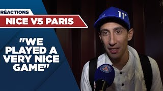 VIDEO: POST GAME INTERVIEW : NICE vs PARIS SAINT-GERMAIN