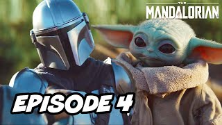 Star Wars The Mandalorian Episode 4 - TOP 10 WTF and Easter Eggs