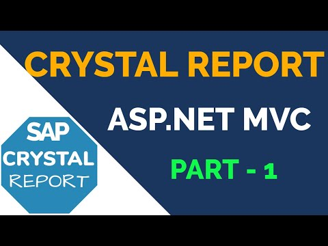 Crystal Report In ASP.NET MVC