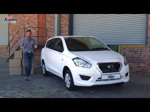Datsun Go+ Panelvan - Car review
