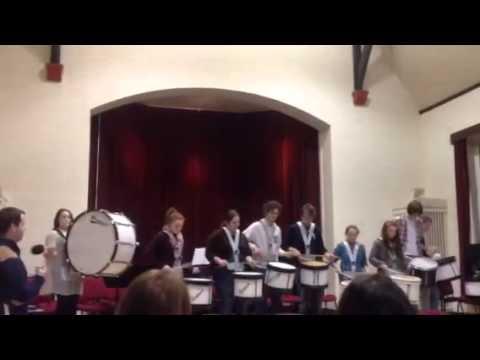 QUB Ethnomusicology - NI Snare Drum Ensemble