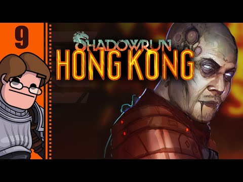 Let's Play Shadowrun: Hong Kong Part 9 - Deckcon 2056