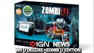 IGN News - ZombiU Limited Edition Wii U Deluxe Set