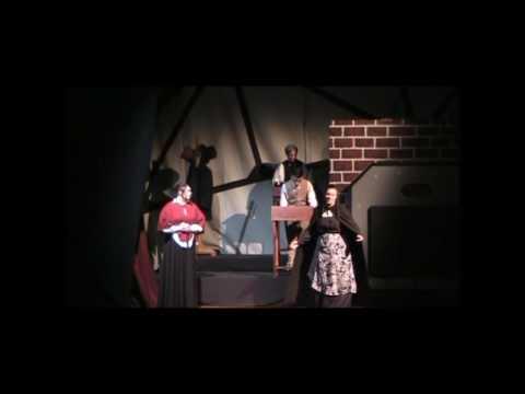 EWG Drama Club Presents... A Christmas Carol