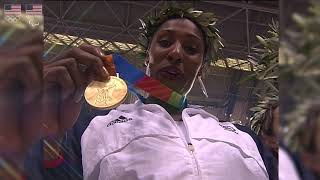 Lisa Leslie - Basketball - U.S. Olympic & Paralympic Hall of Fame Finalist