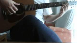 Study #4 - Fingerstyle Practice
