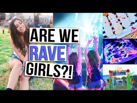 MY FIRST TIME AT A RAVE!!!!!!!