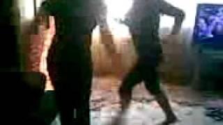 Uzbek Qizlardan gozel Lezginka