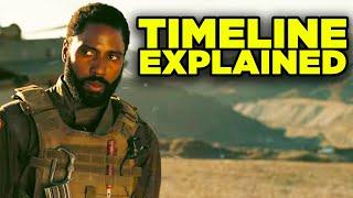 TENET Explained! Full Movie Timeline & Final Scene Breakdown (Spoilers) Thumb