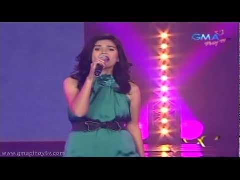 [HD] Donna Cruz on Party Pilipinas (8/14/2011)