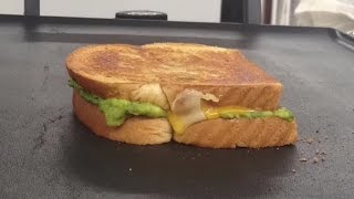 How to Make an Avocado Grilled Cheese | MyRecipes