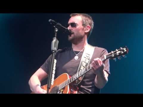 Eric Church Over When Its Over
