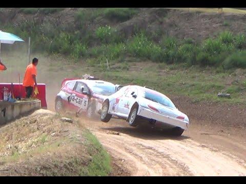 Autocross Mollerussa Nacional 2016 D1  (E-RaceVideos)