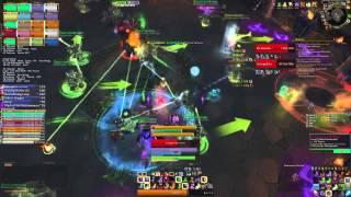 set sail for fail vs. Hellfire High Council Mythic - Affliction Warlock PoV - World #36