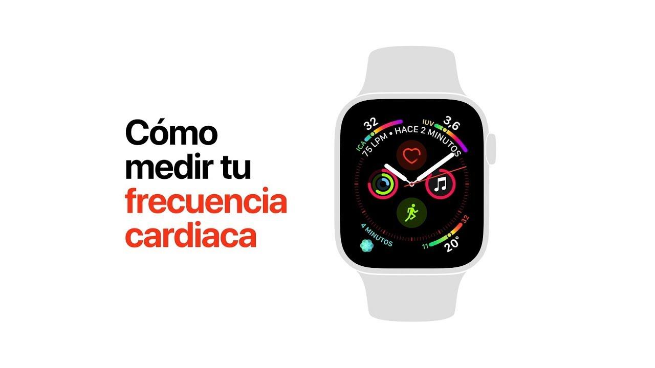 medir presion arterial apple watch