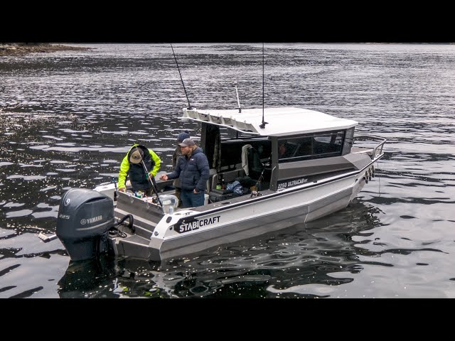 Stabicraft 2250 Ultracab WT - Fiordland Adventure Day 1