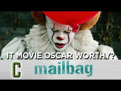Could the IT Movie Score an Oscar Nomination?