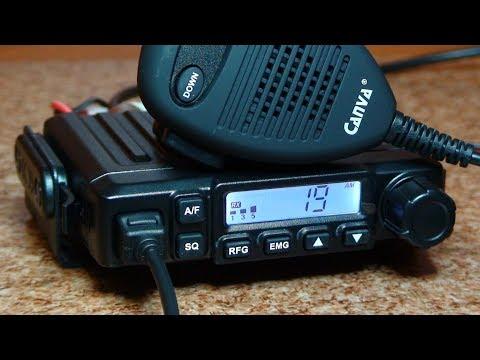 Canva CB 583 - Zanim kupisz cb radio - Test # 44
