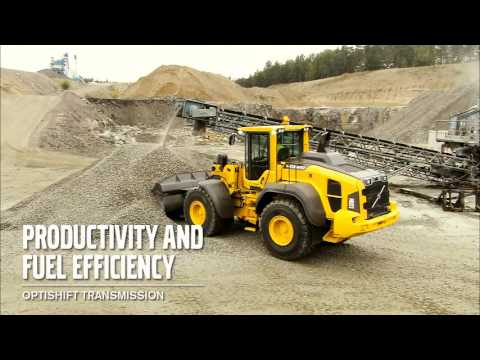 Video Walkaround Volvo L110H and L120H Loading shovel: Loaded with innovation