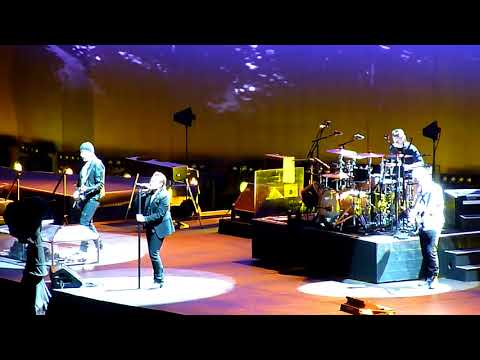 U2  Live Argentina -  You're the Best Thing About Me