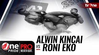Alwin Kincai vs Roni Eko - One Pride MMA