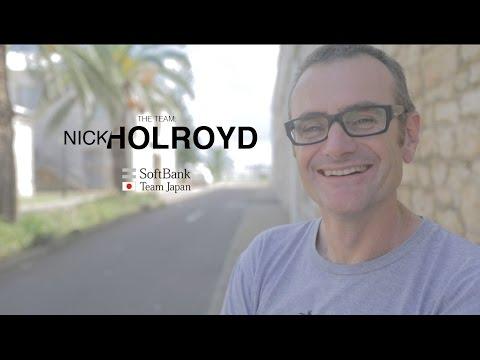 The Team: Nick Holroyd