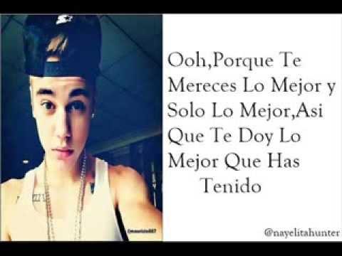 Justin Bieber-PYD Ft. R.Kelly (Traducida En Español)