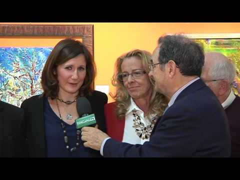 Firenze Art Gallery Beatrice Santucci 8 marzo 2017 trasmissione tv