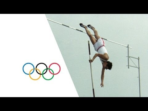 Bob Seagren Wins High Jump Gold  Classic Moments  Mexico City 1968 Olympic Film