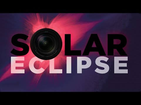 How to Film the Solar Eclipse   Hey.film podcast ep28