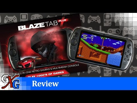 BlazeTab Review | Retro Gaming System That Fits In Your Pocket? Yes, Please!