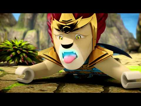 LEGO® Chima™ Chi Mouth blooper