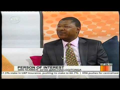 Senator Moses Wetangula's highest and lowest moments in life