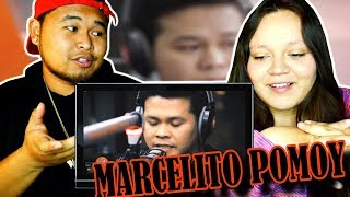 """Marcelito Pomoy sings """"The Prayer"""" (Celine Dion / Andrea Bocelli) on Wish 107.5 Bus 