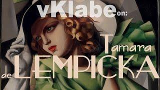 vKlabe on: Tamara DE LEMPICKA - la MUSA delle muse