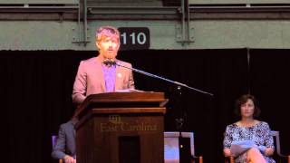 Scott Avett - Full Convocation Speech