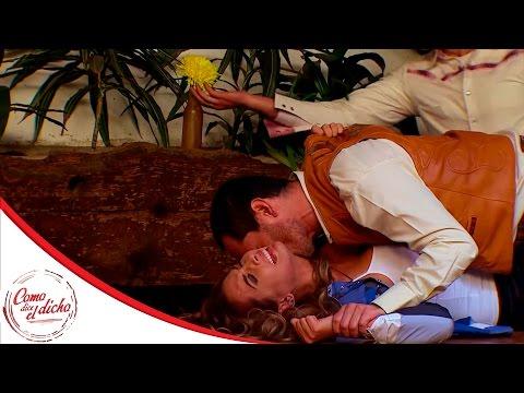 Octavio intenta abusar de Adela | Después de la lluvia... | Como dice el dicho