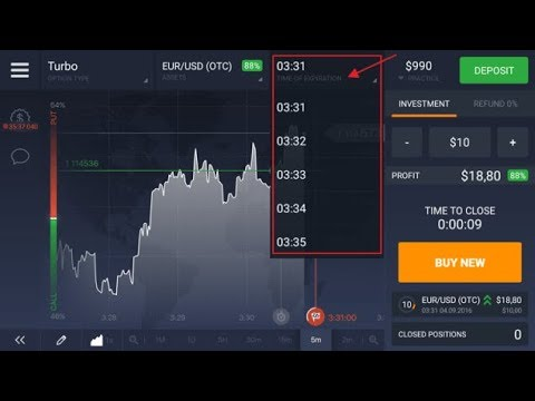 How to Change Expiry In Iq Option | Success Spot