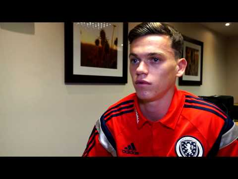 Real Madrid's Jack Harper on Scotland and playing in Spain