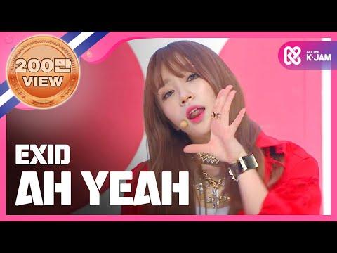 쇼챔피언 - episode-141 EXID - AHH YEAH