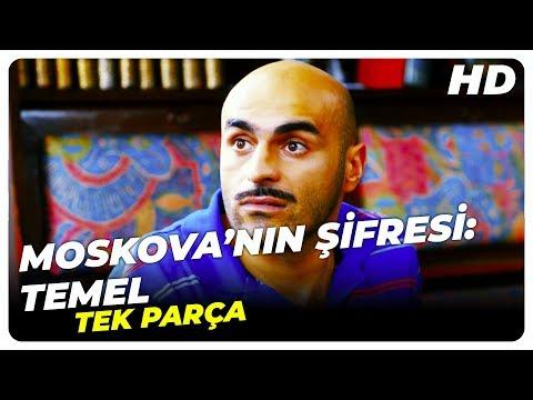 Moskova'nın Şifresi Temel - Türk Filmi